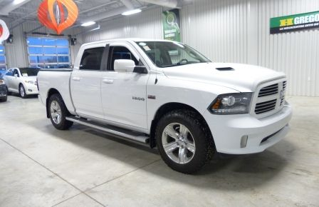 2013 Ram 1500 Sport 4WD CREW (Cuir-Toit-Nav-Mags) in Repentigny