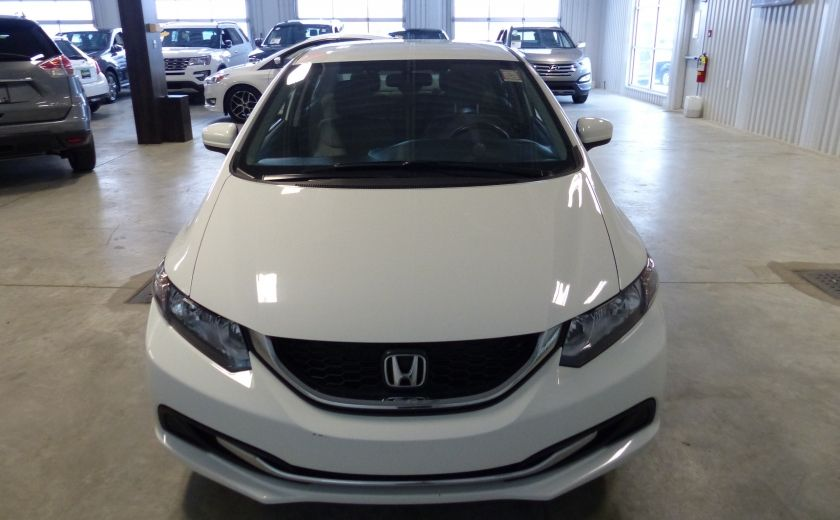 2015 Honda Civic LX A/C Gr-Électrique Bluetooth Cam #1