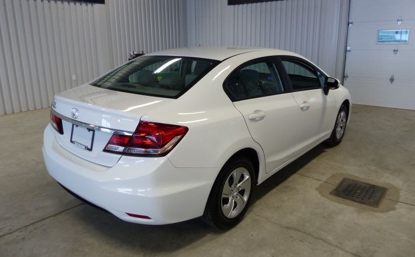 2015 Honda Civic LX A/C Gr-Électrique Bluetooth Cam #6