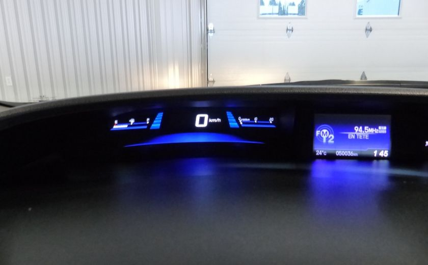 2015 Honda Civic LX A/C Gr-Électrique Bluetooth Cam #15