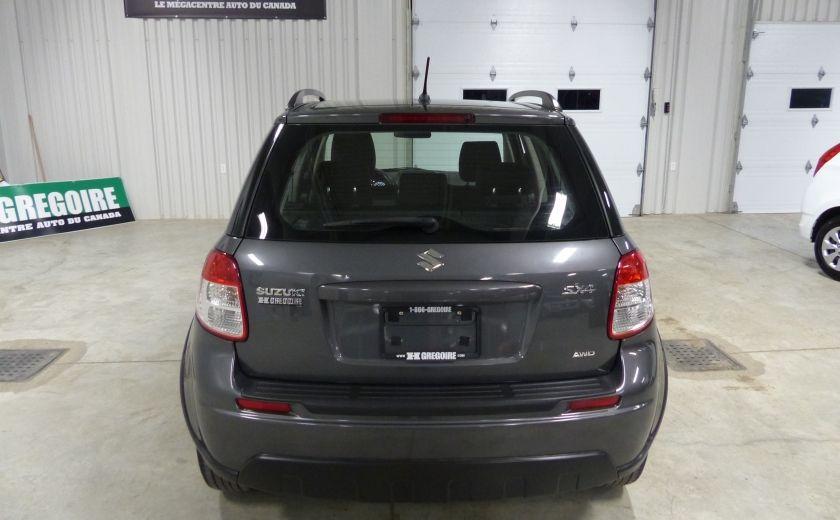 2012 Suzuki SX4 JX AWD A/C Gr-Électrique #5