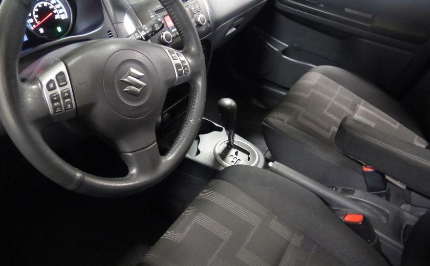 2012 Suzuki SX4 JX AWD A/C Gr-Électrique #8