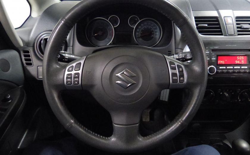 2012 Suzuki SX4 JX AWD A/C Gr-Électrique #11