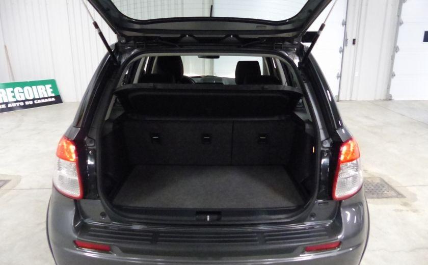 2012 Suzuki SX4 JX AWD A/C Gr-Électrique #24