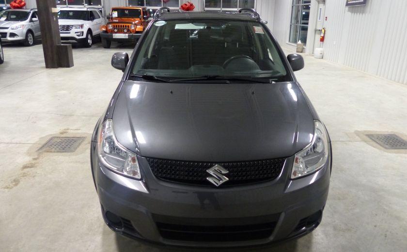 2012 Suzuki SX4 JX AWD A/C Gr-Électrique #1