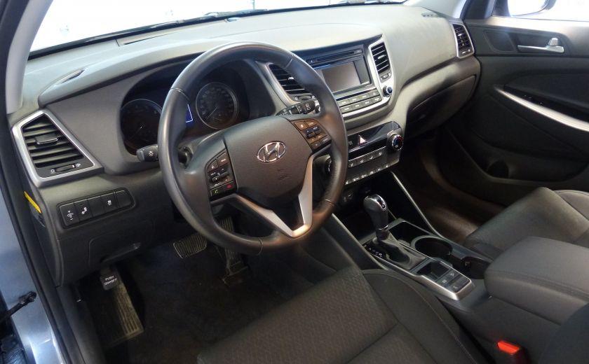 2016 Hyundai Tucson Premium AWD A/C Gr-Électrique (Bluetooth) #8