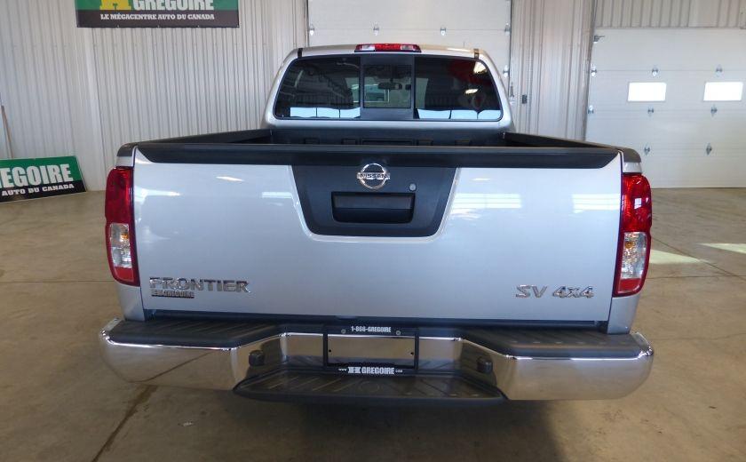 2016 Nissan Frontier SV CREW 4X4 A/C Gr-Électrique (Bluetooth) #5