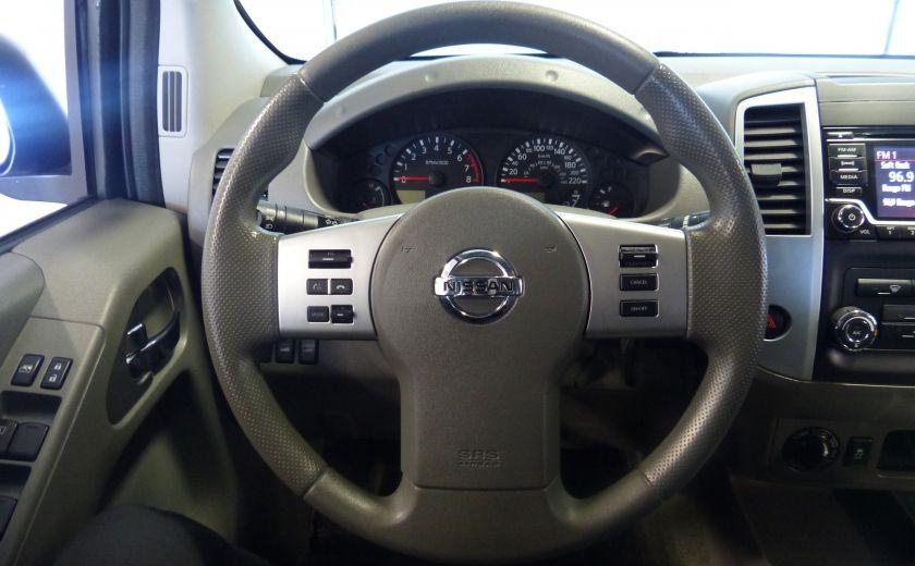 2016 Nissan Frontier SV CREW 4X4 A/C Gr-Électrique (Bluetooth) #9