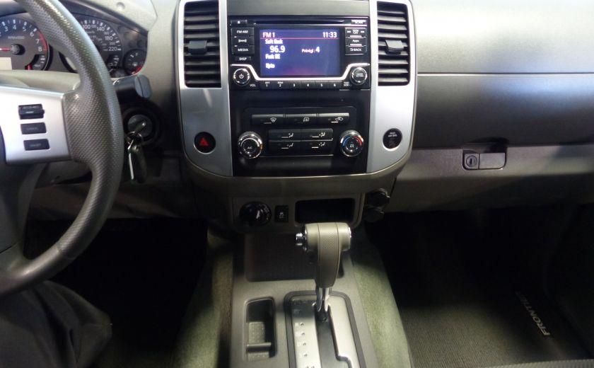 2016 Nissan Frontier SV CREW 4X4 A/C Gr-Électrique (Bluetooth) #14