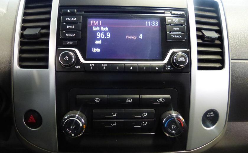 2016 Nissan Frontier SV CREW 4X4 A/C Gr-Électrique (Bluetooth) #15
