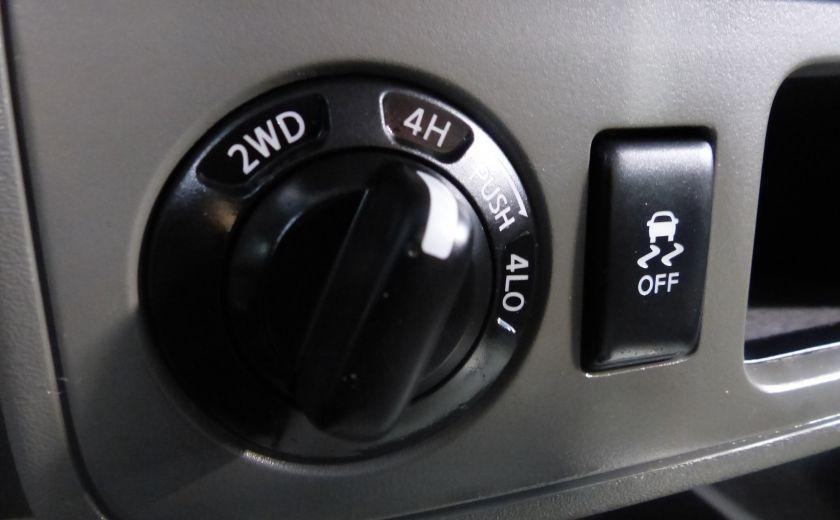 2016 Nissan Frontier SV CREW 4X4 A/C Gr-Électrique (Bluetooth) #16