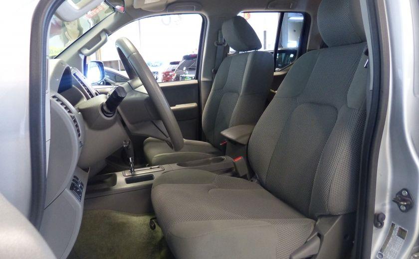 2016 Nissan Frontier SV CREW 4X4 A/C Gr-Électrique (Bluetooth) #18