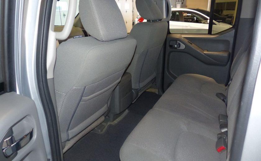 2016 Nissan Frontier SV CREW 4X4 A/C Gr-Électrique (Bluetooth) #19