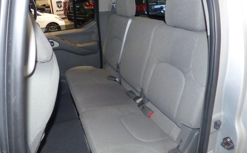 2016 Nissan Frontier SV CREW 4X4 A/C Gr-Électrique (Bluetooth) #20