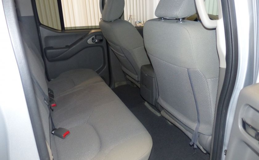 2016 Nissan Frontier SV CREW 4X4 A/C Gr-Électrique (Bluetooth) #22