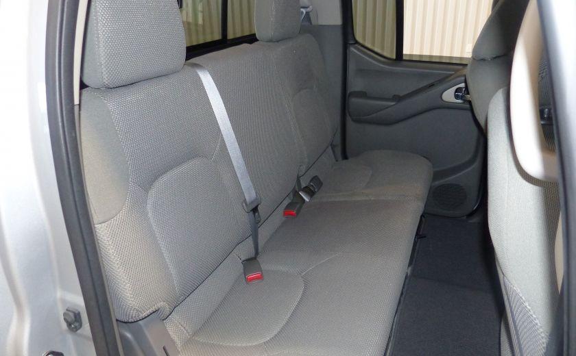 2016 Nissan Frontier SV CREW 4X4 A/C Gr-Électrique (Bluetooth) #23