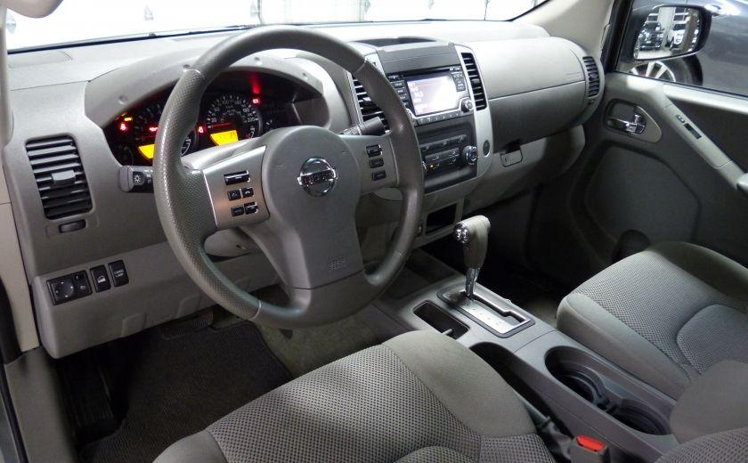 2016 Nissan Frontier SV 4X4 A/C Gr-Électrique Bluetooth #8