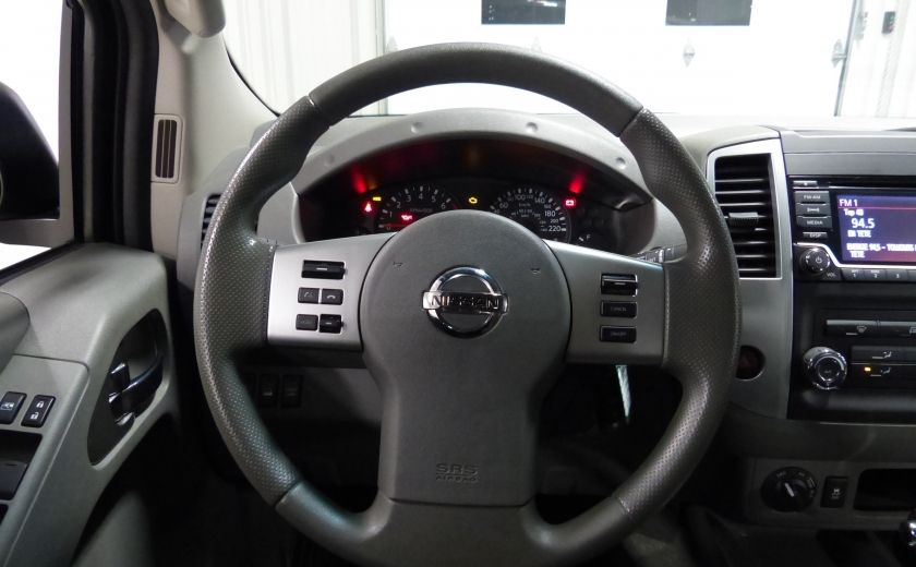 2016 Nissan Frontier SV 4X4 A/C Gr-Électrique Bluetooth #9