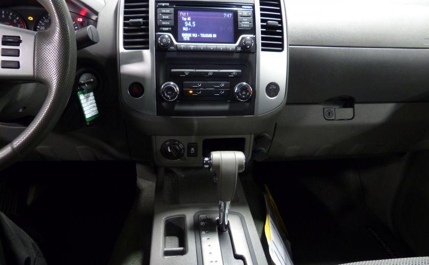 2016 Nissan Frontier SV 4X4 A/C Gr-Électrique Bluetooth #14