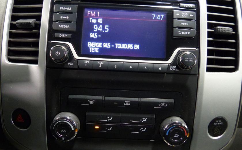 2016 Nissan Frontier SV 4X4 A/C Gr-Électrique Bluetooth #15