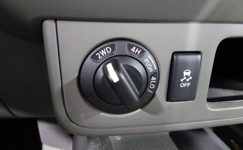 2016 Nissan Frontier SV 4X4 A/C Gr-Électrique Bluetooth #16