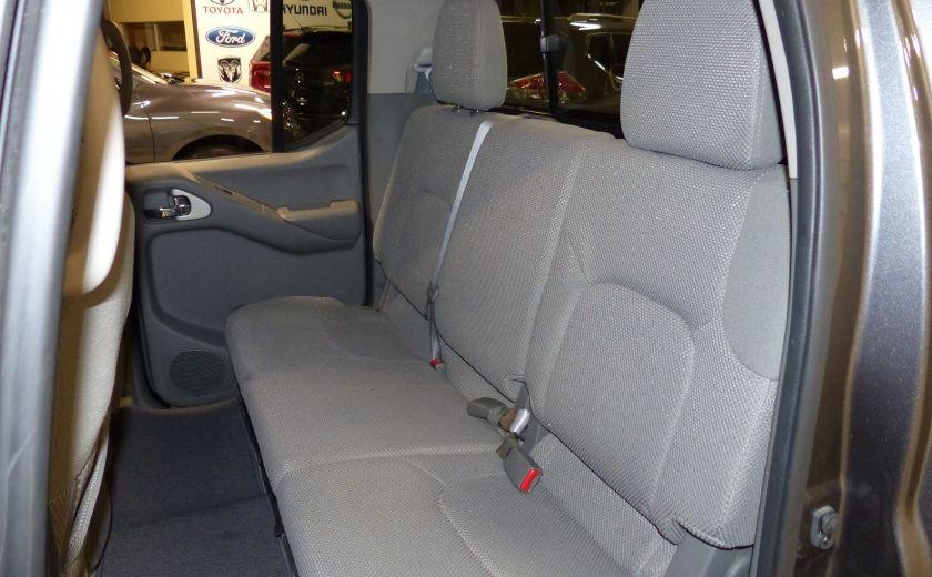 2016 Nissan Frontier SV 4X4 A/C Gr-Électrique Bluetooth #20