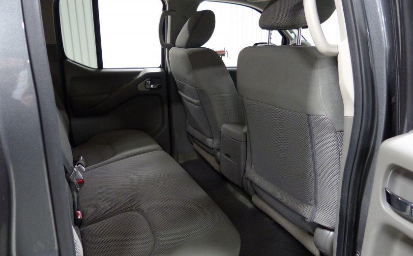 2016 Nissan Frontier SV 4X4 A/C Gr-Électrique Bluetooth #22