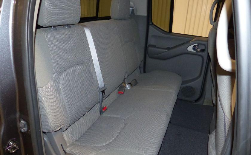 2016 Nissan Frontier SV 4X4 A/C Gr-Électrique Bluetooth #23