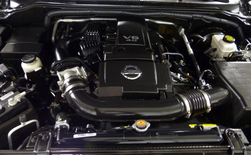 2016 Nissan Frontier SV 4X4 A/C Gr-Électrique Bluetooth #26