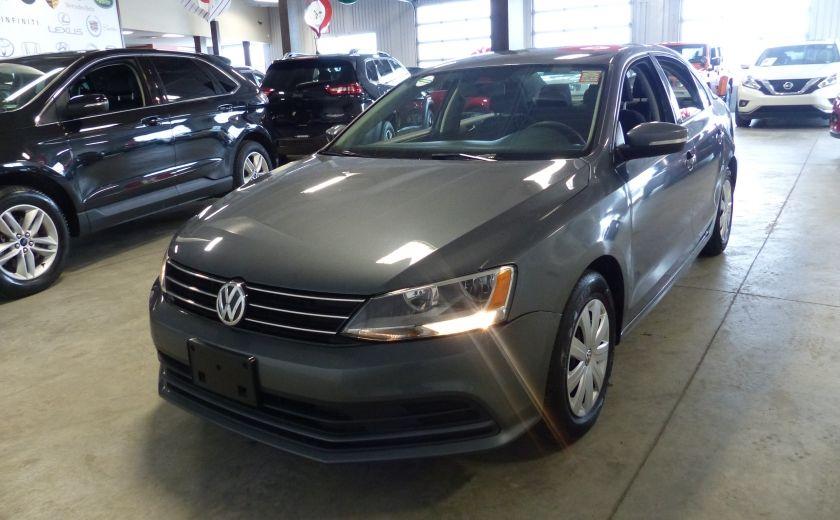 2015 Volkswagen Jetta Trendline+ A/C Gr-Électrique (Bluetooth) #2