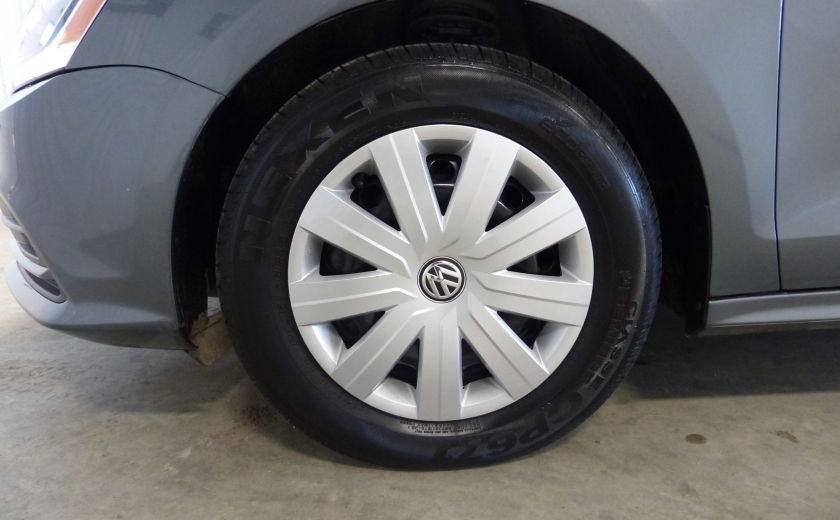 2015 Volkswagen Jetta Trendline+ A/C Gr-Électrique (Bluetooth) #24