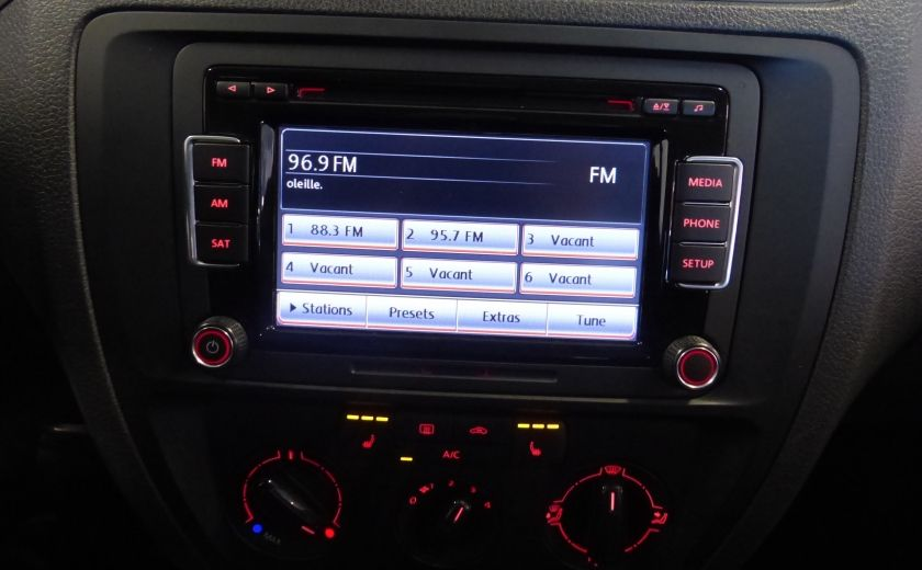 2015 Volkswagen Jetta Trendline+ A/C Gr-Électrique (Bluetooth) #16