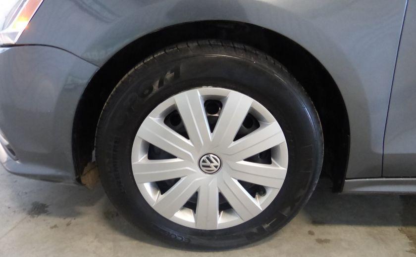 2015 Volkswagen Jetta Trendline+ A/C Gr-Électrique (Bluetooth) #27