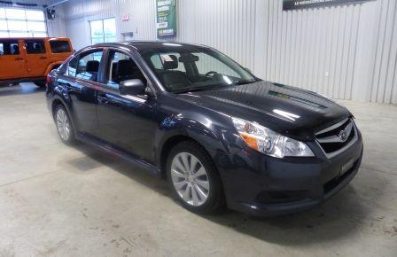 2012 Subaru Legacy 3.6R w/Limited  AWD (CUIR-TOIT-NAV) Bluetooth A/C #0