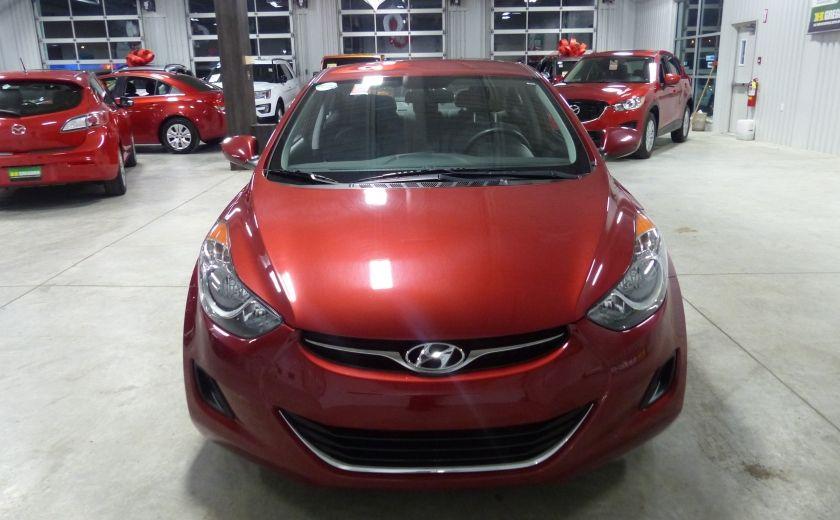 2013 Hyundai Elantra GL A/C Gr-Électrique #1
