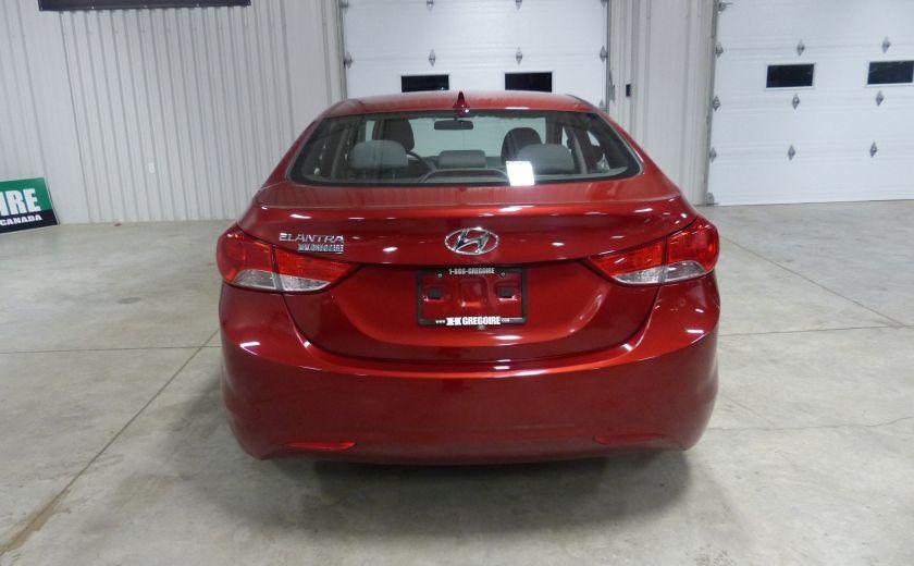 2013 Hyundai Elantra GL A/C Gr-Électrique #5