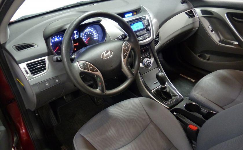 2013 Hyundai Elantra GL A/C Gr-Électrique #8