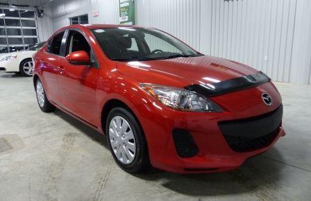 2012 Mazda 3 GX A/C Gr-Électrique #0