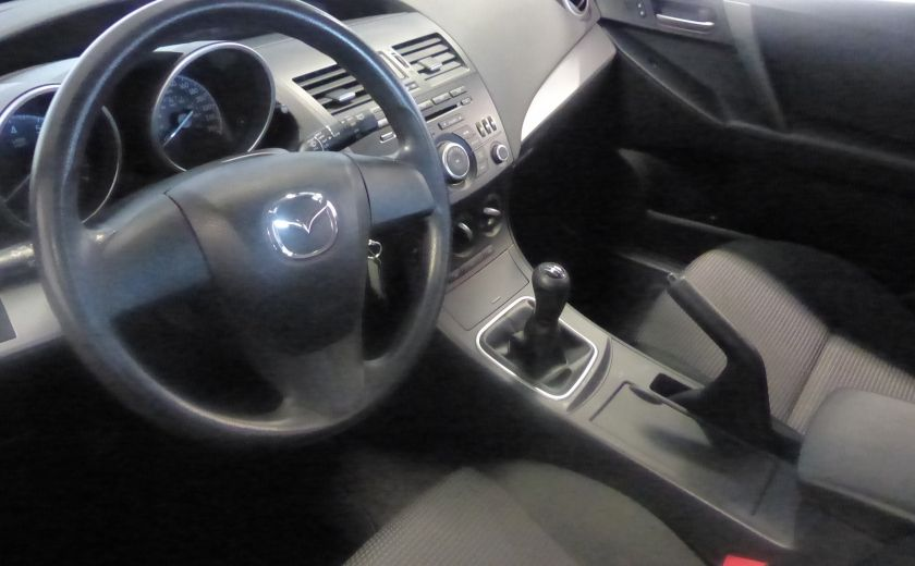 2013 Mazda 3 GX HB A/C Gr-Électrique #8
