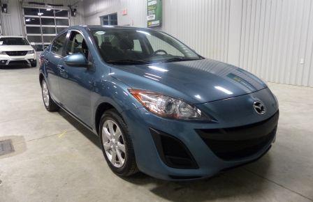 2011 Mazda 3 GX A/C Gr-Électrique #0