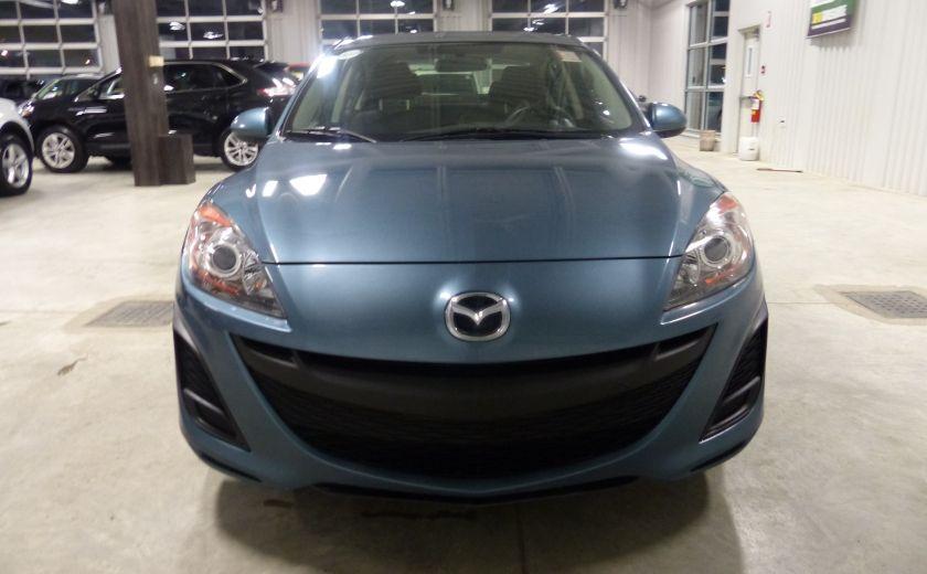 2011 Mazda 3 GX A/C Gr-Électrique #1