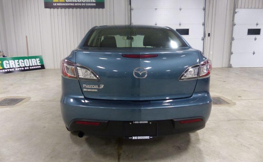 2011 Mazda 3 GX A/C Gr-Électrique #5
