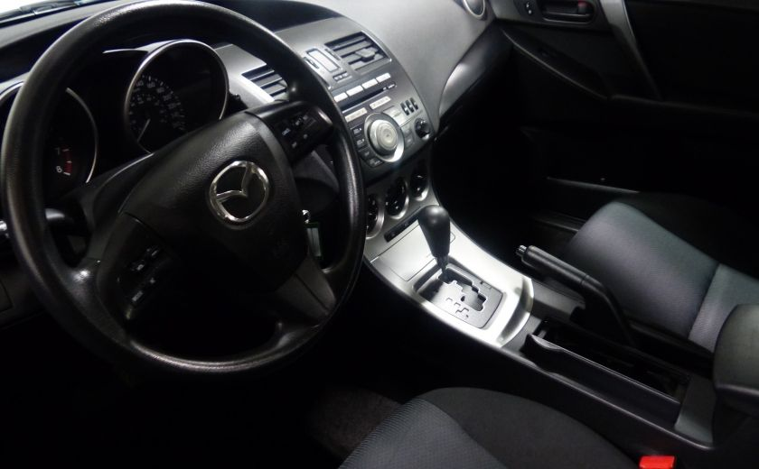 2011 Mazda 3 GX A/C Gr-Électrique #8