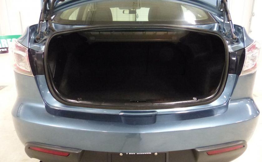 2011 Mazda 3 GX A/C Gr-Électrique #23