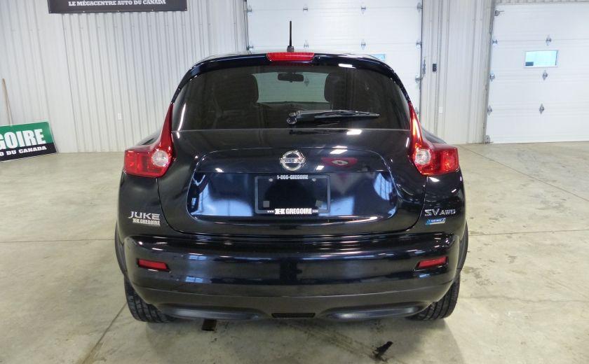 2013 Nissan Juke SV AWD TURBO A/C Gr-Électrique (Bluetooth) #5