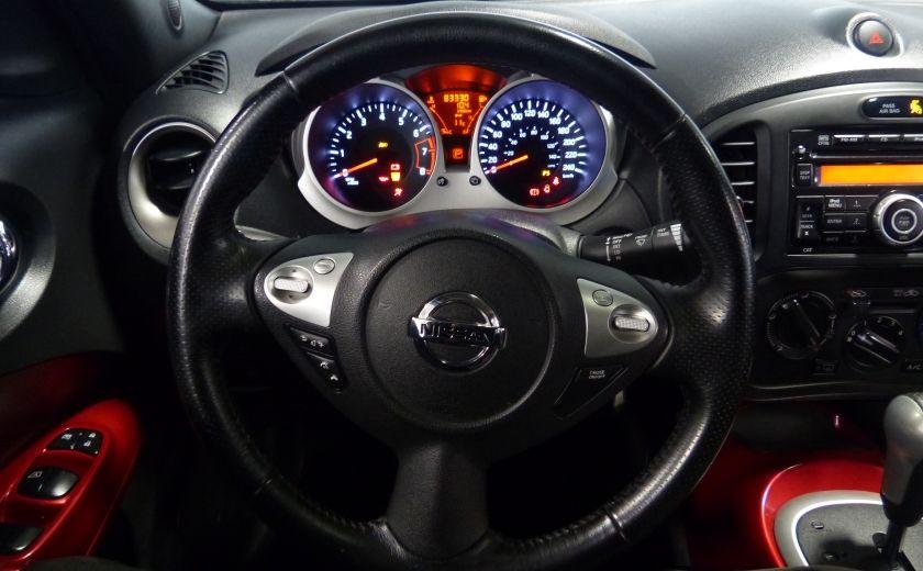 2013 Nissan Juke SV AWD TURBO A/C Gr-Électrique (Bluetooth) #9