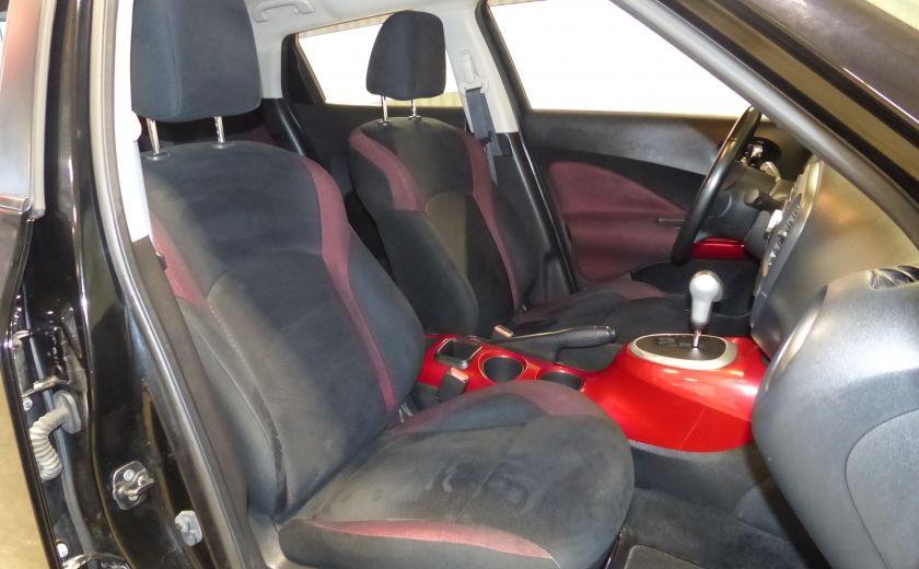 2013 Nissan Juke SV AWD TURBO A/C Gr-Électrique (Bluetooth) #24