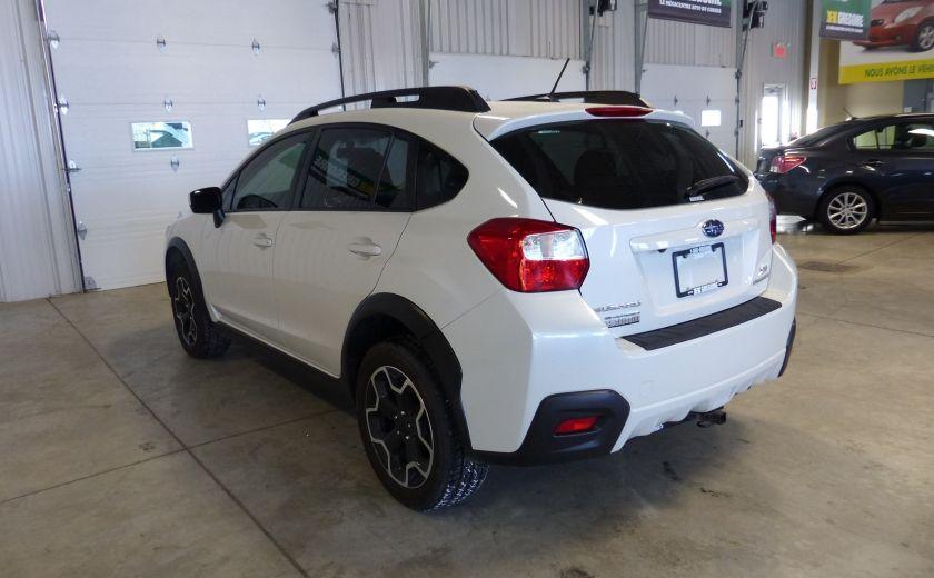 2015 Subaru XV Crosstrek 2.0i w/Touring Pkg AWD A/C Gr-Électrique CAM Blueo #4