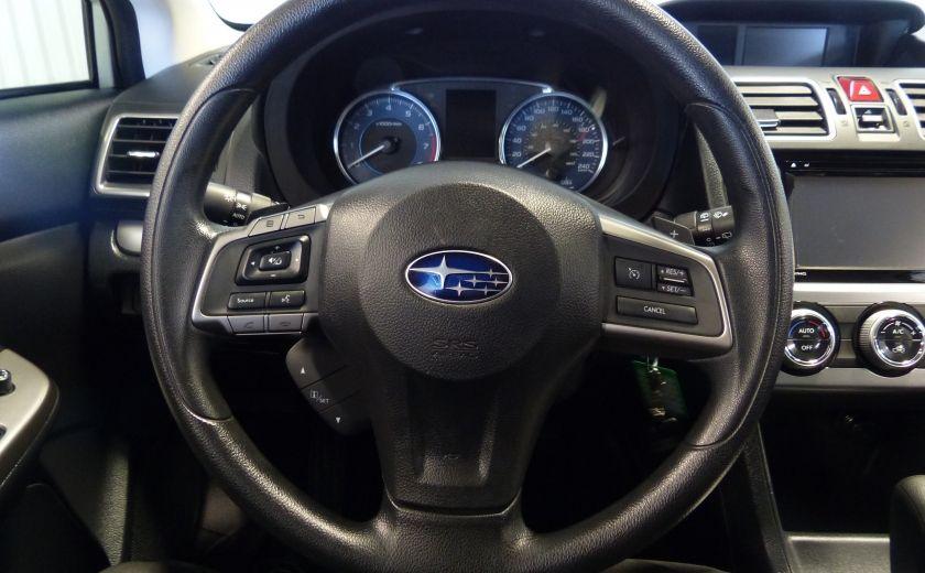 2015 Subaru XV Crosstrek 2.0i w/Touring Pkg AWD A/C Gr-Électrique CAM Blueo #9