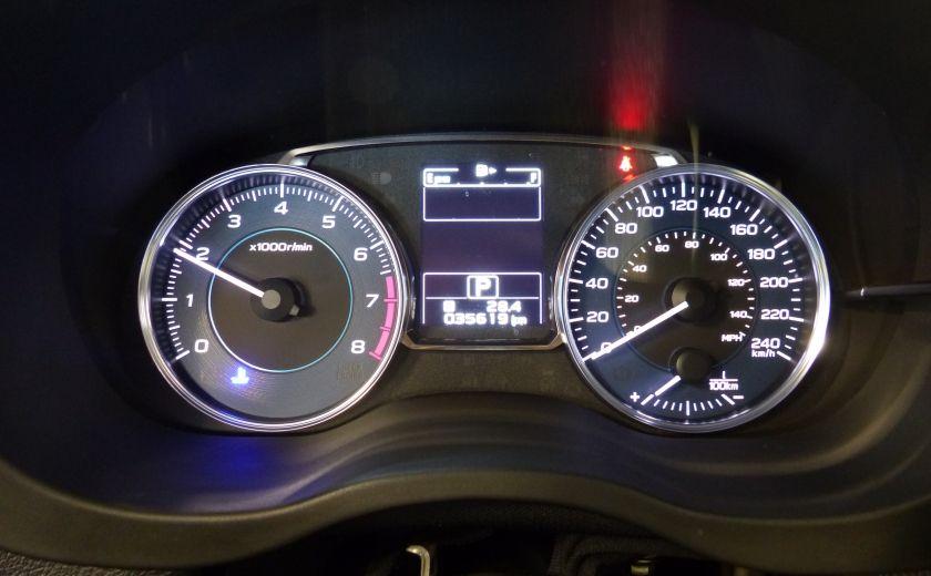 2015 Subaru XV Crosstrek 2.0i w/Touring Pkg AWD A/C Gr-Électrique CAM Blueo #12